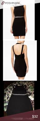City Studio Dress Size Chart Body Con Open Back Dress City Studio Bodycon Dress