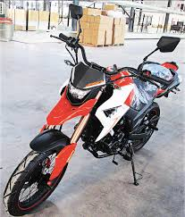 doet radical motard 250cc staff review total motorcycle forums