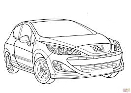 22 Dessins De Coloriage Peugeot Imprimer Sur Laguerche Com Page 2