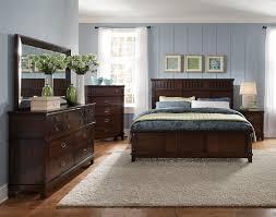 Solid Cherry Bedroom Furniture Dark Cherry Wood Bedroom Furniture