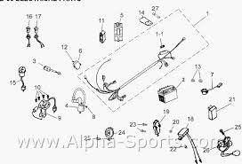 wiring diagram for baja 150cc atvs 000 wiring diagrams and wiring diagram all cdi 39 s light control bo get 2 it parts llc atv