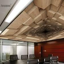 Pvc Roof Design Foxygen Industrial Uv Printed 3d Stretch Ceiling Film Pvc Panel Roof Design View Stretch Ceiling Foxygen Product Details From Shanghai Foxygen