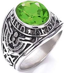 Jude Jewelers <b>Stainless Steel</b> United States <b>Army Military</b> Ring ...