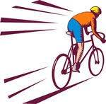 Znalezione obrazy dla zapytania wyścig rower