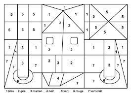Coloriage Math Matiques Preprof Coloriage Magique Robot L