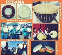 Pada bagian ini akan dibahas setiap jenis alat musik berdasarkan pada Alat Musik Tradisional Betawi Provinsi Dki Jakarta Dtechnoindo Alat Rebana