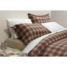 image of duvet cover cotton brushed