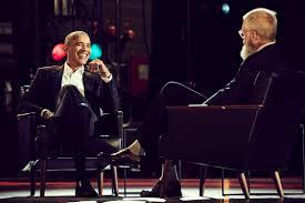 David Letterman Barack Obama Ignore Donald Trump In Netflix Late