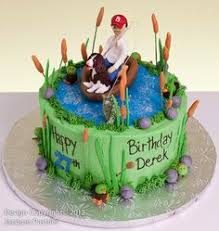 181 Best Gone Fishing Cake Images Birthday Cakes Ideas Party