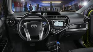 When good mileage is all you want: 2015 Toyota Prius c Four review ...