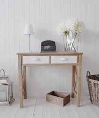 hall console table white. Console Table Design, Thin Hallway Tables White Brown Solid Wooden Coastal Style Narrows Mirrored Consoles Hall W