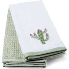 Набор <b>кухонных полотенец TAC</b> Cactus, 2 шт в Москве – купить ...