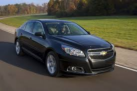 2013 Chevrolet Malibu Sedan Recalled Over Airbag Software Glitch