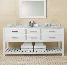 restoration hardware bathroom vanities. fine restoration incredible stylish restoration hardware bathroom cabinets  vanities and bath o