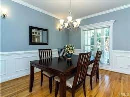 unique dining room chair rail on with regard to traditional crown molding in apex 4 photo dining room paint ideas with chair rail