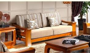furniture sofa set designs. Wood Modern Style Wooden Sofa Set Designs Great For Small Living Room . Best Furniture
