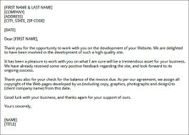 Ideas Of Thank You Letter To Customer For Business Success 37 Thank