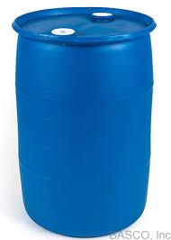 blue 55 gallon drum. Modren Drum 55 Gallon Closed Head Blue Plastic Drum Inside O