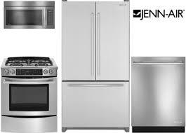 jenn air. jenn-aire slide in kitchen appliance package jenn air l