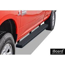 iBoard Running Board for Selected Dodge Ram 1500/2500/3500 Crew Cab ...