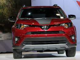 toyota rav4 2018 release date. delighful release 2018 toyota rav4 adventure grille design at the 2017 chicago auto show to release date