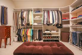 a walk in closet is a complete and utter waste of space