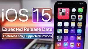 The iphone 13 family is expected to arrive in 2021, and we are almost certain ios 15 will be released alongside apple's next iphones. Ios 15 Features Leak Release Date And Supported Devices Youtube