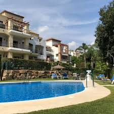 los arqueros golf country club family friendly garden apartment pool marbella benahavís