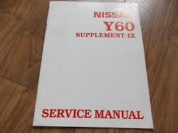 Nissan Patrol Td42 Workshop Manual ✓ Nissan Recomended Car