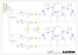 axotron H-Bridge Schematic Circuit Diagram H Bridge Motor Driver #16