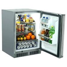 outdoor beverage refrigerator