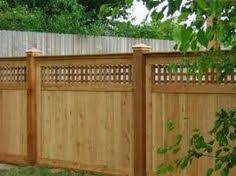 Decorative Wood Fencing to create the natural look | Decorative Fencing