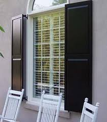 southern shutter company standard raised panel shutters