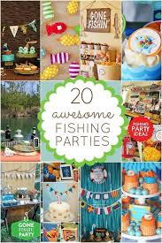 20 Fishing Themed Birthday Party Ideas Spaceships And Laser Beams