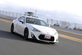 TRD Aftermarket Parts For Upcoming Toyota 86 | Car Tuning