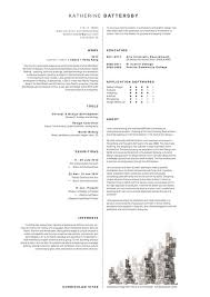 Architecture Student Resume - Best Resume Collection