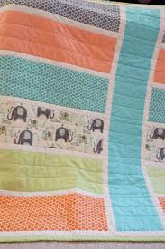 Baby Quilt Patterns Mesmerizing Lo Ray Me Easy Baby Quilt