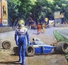 """Tutkumuz F1 🏎 on Twitter: """"• KEŞKE O ARAÇTAN RESİMDEKİ GİBİ ÇIKABİLSEYDİN!  🙏1994 San Marino GP'de zafere doğru koşarken geçirdiği kaza sonrası  aramızdan ayrılan büyük efsane Ayrton Senna'yı vefatının 27.yıl dönümünde  saygıyla"""