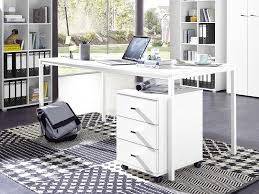 painted office furniture. Germania Montreal Office Desk In White Metal 2 Painted Furniture A