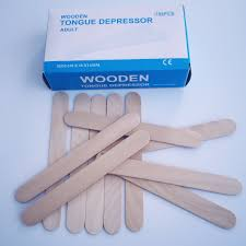 china high quality medical grade non sterile ng wooden tongue depressor china wooden tongue depressor cervical ser