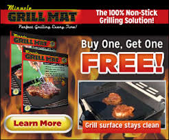 Miracle Grill Mat As Seen TV Product Reviews