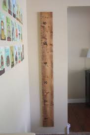 517 Creations Ruler Growth Chart Pottery Barn Knock Off