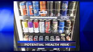 Energy Shot Vending Machine New CBN TV Monster Energy Drink Blamed For Five Deaths