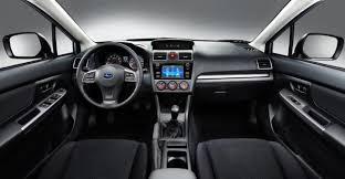 subaru impreza 2015 hatchback. finally the impreza has a fully integrated properly fitting infotainment unit or at least thatu0027s true on higher trim models subaru 2015 hatchback