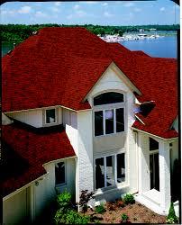 Gaf Shingle Colors Home Decor Roof Shingles Types Red Asphalt