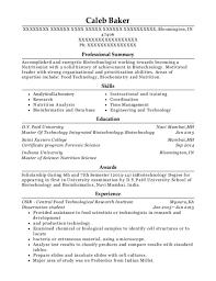 Best Dissertation Student Resumes In Indiana Resumehelp