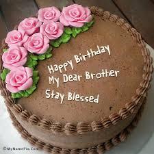 Happy Birthday Cake Pawan Birthday Cake Roses Birthday Cake