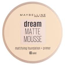 Maybelline Foundation Dream Matte Mousse Sand 30 Ocado