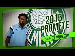 Resultado de imagem para Jogador de futebol Zé Roberto do Palmeiras.