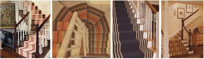 photos of reading stair runners courtesy colony rug company hanover